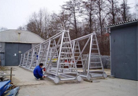 Welded constructions